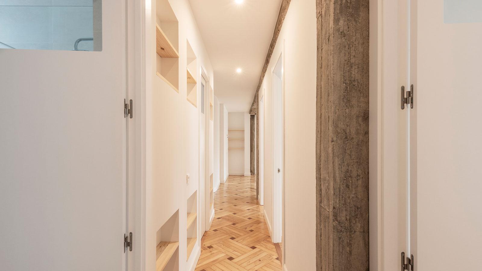 Reforma de piso en Salamanca